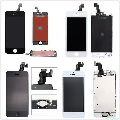 For iPhone 5 SE | 6 7 8 Plus X LCD Screen Touch Digitizer Assembly Wholesale