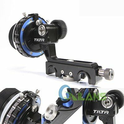 Tilta FF-T03 Follow Focus 15mm rail rod clamp system SONY A7S A7R A7 II 2 FS5 AU