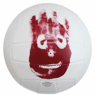 Wilson Mr Wilson Volleyball Castaway Official Size Face Ball Outdoor Beach