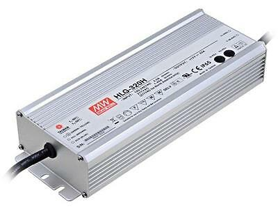 HLG-320H-54A Pwr sup.unit switched-mode for LED diodes 321.3W 54VDC MEANWELL