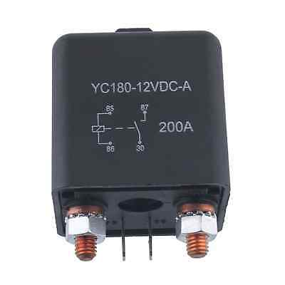 12V 200A Relay 4 Pin For Car Auto Heavy Duty Amp Style Split Chargeover