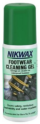 Nikwax Footwear Cleaning Gel 125ml For Shoes/Trainers