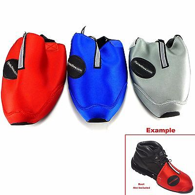 Cycle Shoe Boot Protector Cover Motorcycle Shifter Shift Extra Large XL Honda