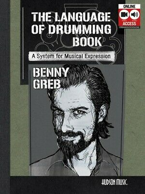 Benny Greb The Language of Drumming Includes Online Audio 2-Hour Vid 000192695