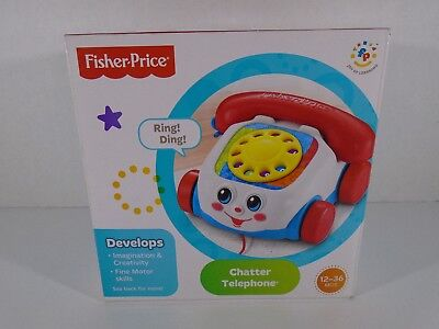 2013 Fisher Price--Chatter Telephone (New)