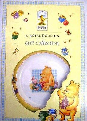 Royal Doulton 3 Piece Winnie The Pooh Gift Collection Set