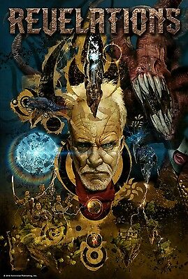 """Call of Duty Black Ops 3 Zombie Poster Revelations DLC Size 13x20"""" 24x36"""" 32x48"""""""
