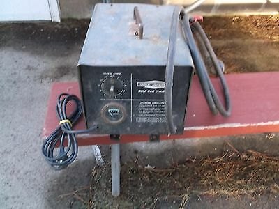 Hard to Find Harley Davidson Golf Car Charger Model AR1935B  Unknown Condition