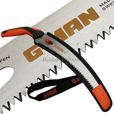 "Sweden G-MAN 12"" Pruning Saw Curved Blade 23212PS"