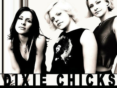 Dixie Chicks 11x17 Picture Poster Print Gloss thick card stock paper. #4