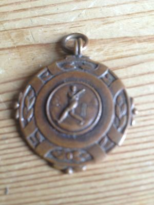 1955  Plymouth Cricket medal
