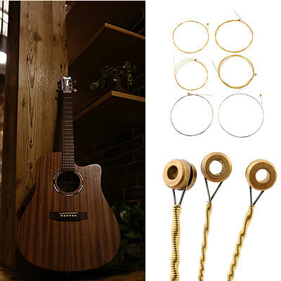 1 Set 6 Steel Strings For Electric Guitar 150XL 0.406MM 0.813MM 1.016MM 1.32MM