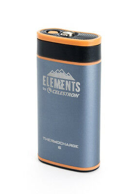 Celestron 48023 Thermo Charge 6 2-In1 Device Hand warmer and Power bank