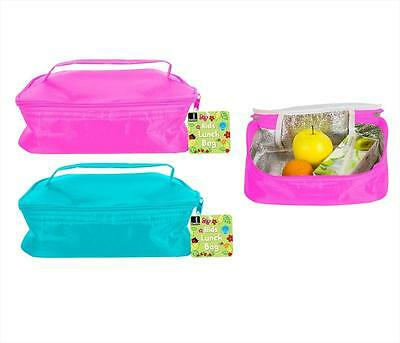 Bello Kids Insulated Lunch Cool Cooler Bag With Handle - School Picnic Travel