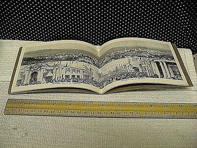 1915 Panama Pacific Exposition Official Miniature View Book  Mint Condition