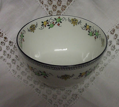 Vintage  Sutherland Art Deco Sugar Bowl