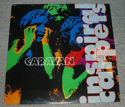 Inspiral Carpets - Caravan    UK 12""