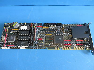Asyst Delta Tau PMAC-PC Board w/ PMAC CPU-Gull Daughter Board p/n 602398-100