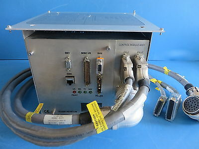 Brooks Automation 002-5870-07 Atmospheric Wafer Robot Controller 002-4674-09