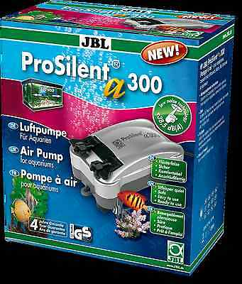 JBL ProSilent a300 Air pump for freshwater and saltwater aquariums 100-400l