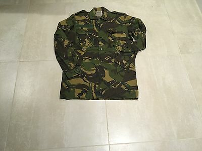 woodland camouflage shirt dutch,used A+,, nos,1990,XLARGE