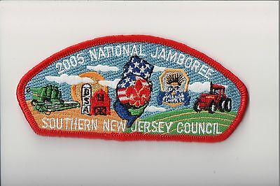 Southern New Jersey Council 2005 JSP (Red)