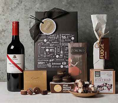 Chocolates and Red