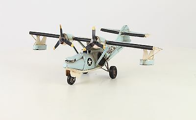 Blechflugzeug -Wasserflugzeug-A TIN MODEL OF AN AMPHIBIAN FLYING BOAT