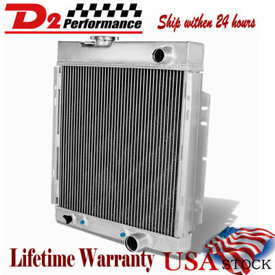 3 Row AS Radiator For 60-66 Ford
