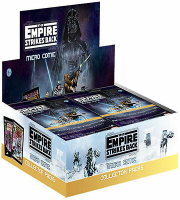 Star Wars Empire Strikes Back Micro Comic Factory Sealed Box