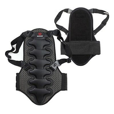 Motorcycle Back Protector Motocross Armor Guard Brace Riding Spine Support Gear