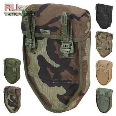 Tactical Pouch for Army Folding Entrenching Shovel MOLLE/PALS Bag Case Airsoft