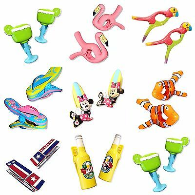 O2COOL Boca Clips 2-pack Free S&H US Seller