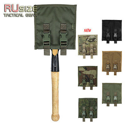 Tactical Russian Army Pouch for Small Infantry Shovel MOLLE/PALS Bag Case