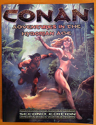 Conan Adventures in the Hyborian Age - Mongoose Publishing d20