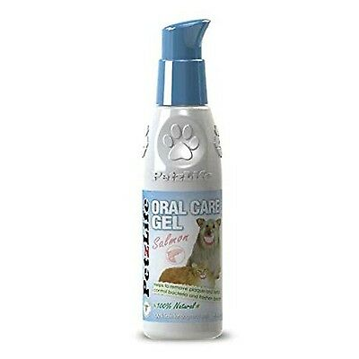 NEW! PetzLife Salmon Oil 4-Ounce Oral Care Gel. Free Shipping