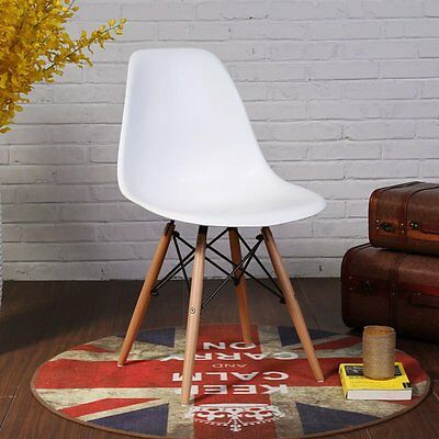 4er Dining Chair eiffel chair Dining Room Set eames Chair style Office Wood Leg