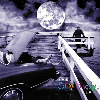 Eminem - The Slim Shady LP - 2 x Vinyl LP *NEW & SEALED*