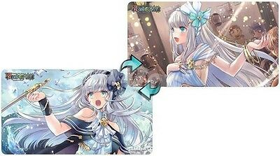 Force of Will FOW OFFICIAL DOUBLE-SIDED PLAYMAT SHION RULER LIMITED EDITION 2016