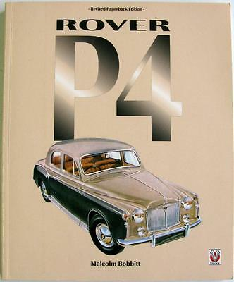 Rover P4 (Revised Paperback Edition) - Malcolm Bobbitt Isbn:1903706572 Book