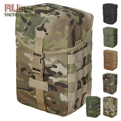 Tactical Universal Large Pouch for Luggage MOLLE/PALS Bag Utility Case Pocket