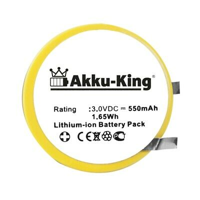 Akku-King Backup CMOS BIOS Batterie für Verifone VX680 Wireless Terminal