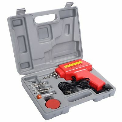 Soldering Gun Kit Iron Solder Professional Style Sodering With Case 5PC 100W