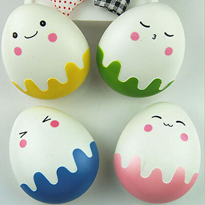 Nice Egg Shape Travel Kit Cartoon Storage Contact Lens Case Box Container Holder