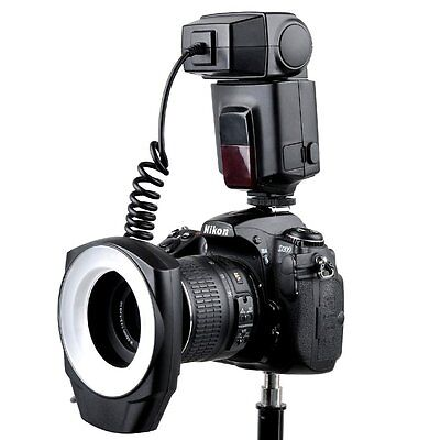 Godox ML-150 Macro Ring Flash Light for Canon Nikon Sony Pentax Olympus Camera