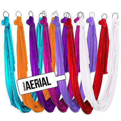 Aerial Yoga Swings Hammock Anti-Gravity Inversion Therapy Swing By Firetoys