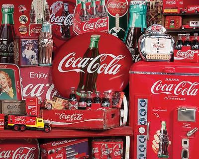 We help you collect Coca-Cola items from USA. 90 days free storage. Coke