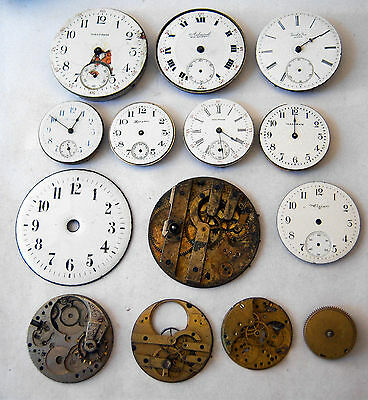 We help you collect antique pocket watches from USA. Waltham Elgin Illinois