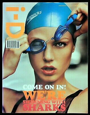 I-D #246 08/2004 The Subversive Issue ANGELA LINDVALL Asia Argento LISA CANT New