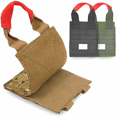 Bulldog Tear Away Tactical Military Army Modular MOLLE Panel for Pouch